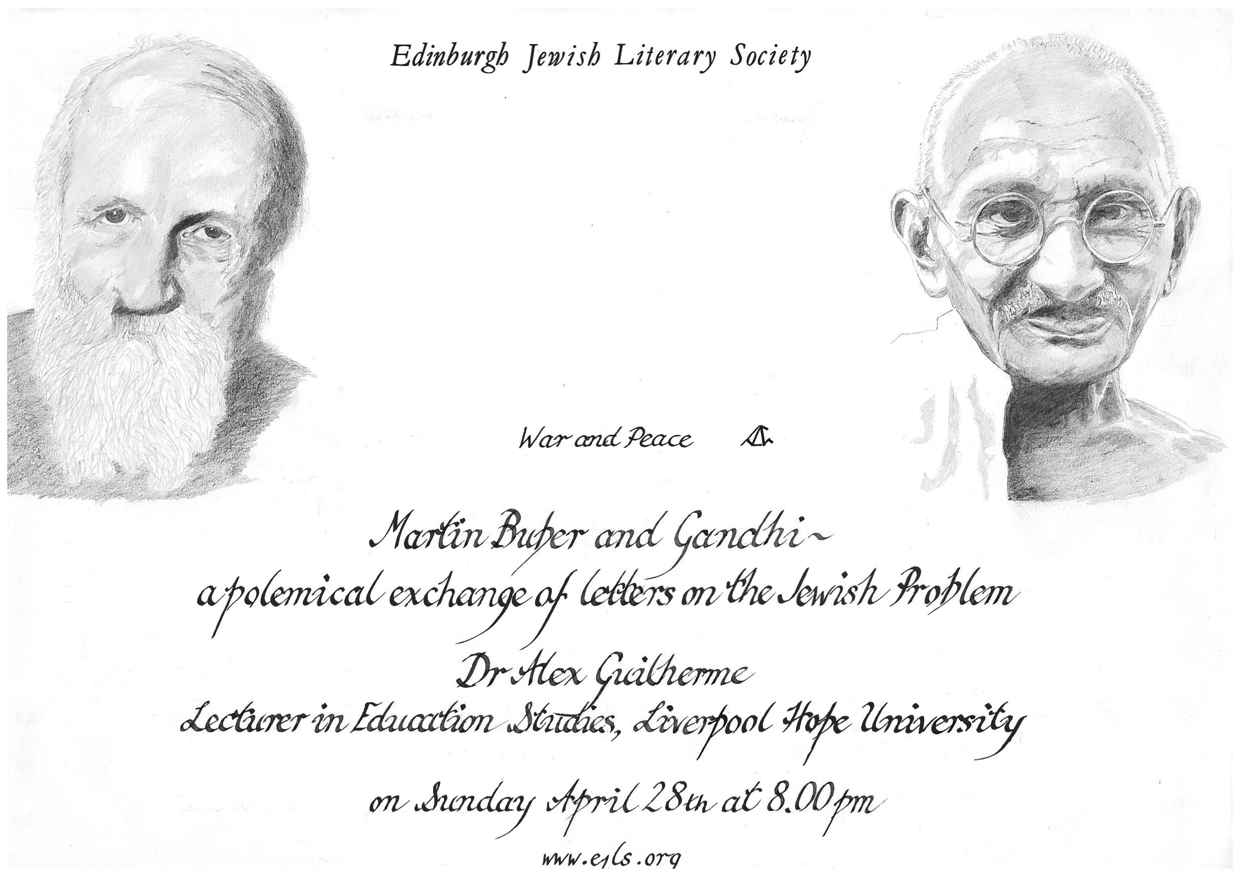 Who was Martin Buber?